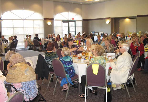 Annual Charity Luncheon Event